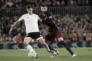 Valencia player ratings in a 1-2 Barcelona win: Valencia pull off shocker; Barcelona still first on goal difference