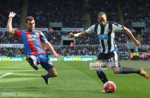Crystal Palace midfielders Townsend and McArthur feature during international break