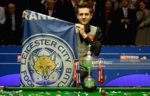 Champion Selby to begin World title defence against Fergal O'Brien