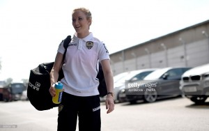 Sophie Bradley-Auckland to leave Notts County