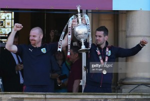 """Tom Heaton: Sean Dyche is """"great to play for"""""""