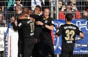 Bochum 0-3 1860 München: Die Löwen end their rot with a impressive performance