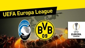Resultado Borussia Dortmund x Atalanta pela Liga Europa 2018 (3-2)