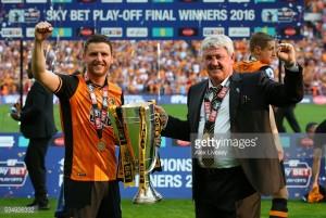 Alex Bruce released by Hull City via social media