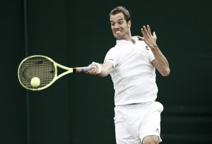 Wimbledon: Richard Gasquet defeats Aljaz Bedene in straights sets