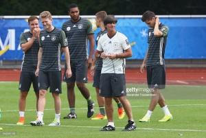 Euro 2016: análise aos 3 sectores da Alemanha