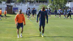 El Real Valladolid regresa a los entrenamientos