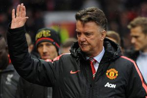 Manchester United 3-0 Liverpool: Louis van Gaal hails 'deserved' United victory