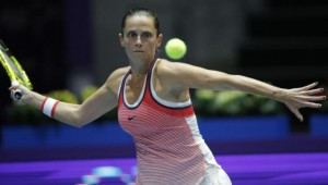 WTA St. Petersburg: Roberta Vinci Reaches Final With Win Over Ana Ivanovic