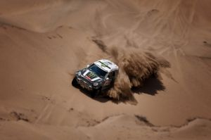 Dakar, Peterhansel vince e si prende la leadership