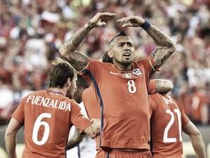 El Campeón va por más; Chile en los Cuartos de Final