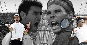 Djokovic - Nadal: duelo de titanes