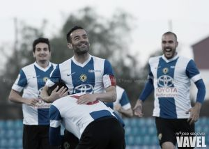 Fotos e imágenes del Villarreal B 0-1 Hércules, jornada 29 del Grupo III de Segunda División B