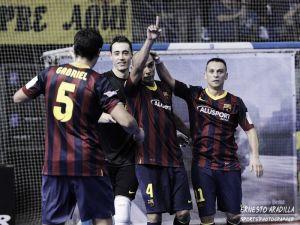 El FC Barcelona Alusport, a la Final Four por la puerta grande