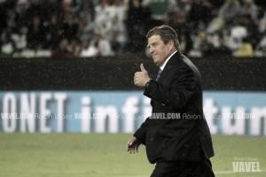 """Miguel Herrera: """"Tenemos una gran actitud"""""""