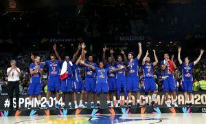 Francia conquista el bronce en un agónico final contra Lituania