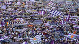 Los vallisoletanos responden a la llamada del Real Valladolid