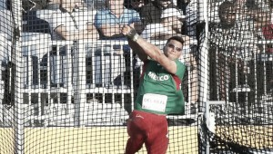 El atleta Diego del Real va por medalla mundial para México