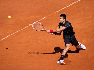 """Djokovic : """"Excitant de jouer là où vous vivez"""""""