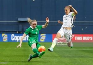 Louise Quinn swaps Sweden for Nottingham