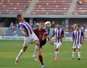 Pontevedra CF - Real Valladolid: último test en tierras gallegas
