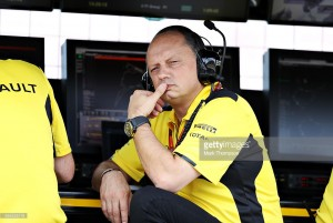 Frederic Vasseur leaves Renault F1 Team
