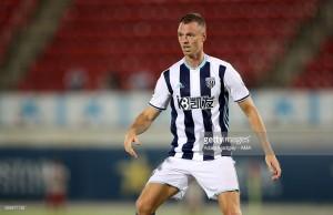 Manchester City's £18m bid for West Brom defender Jonny Evans rejected