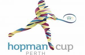 Lluvia de estrellas en la Copa Hopman 2016