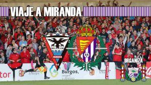 Viaje a Miranda de Ebro
