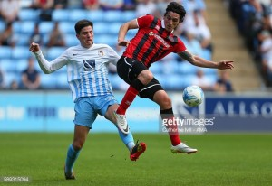 Swansea City sign young defender Cian Harries from Coventry City