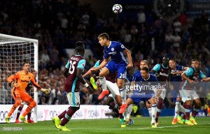 West Ham United 1-2 Chelsea as it happened: Blues extend lead at the top despite brave Hammers performance