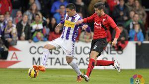 Mirandés - Real Valladolid: puntuaciones del Real Valladolid, jornada 12
