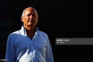 Ron Dennis to step down as McLaren Group chairman