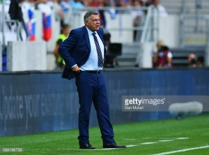 Sam Allardyce leaves England job