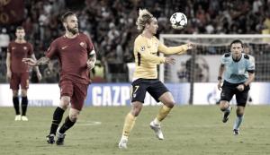 Atlético de Madrid 2-0 AS Roma: atléticos y romanistas se jugarán la clasificación en la última jornada