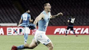 Il Napoli abbatte la muraglia Milan. Le pagelle degli azzurri