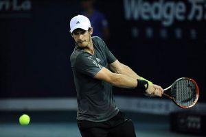 ATP Shenzhen: fuori Seppi, bene Murray
