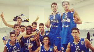 Mondiale U19: l'Italia partirà dalla sfida contro la Tunisia