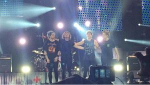 5 Seconds of summer conquista Madrid