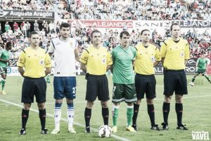 Real Zaragoza - Racing: puntuaciones del R. Zaragoza, jornada 9