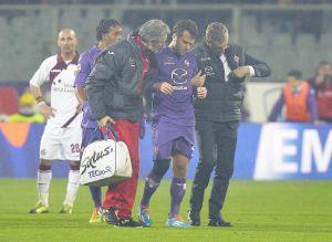 Paura per Pepito Rossi: trauma distorsivo al ginocchio destro