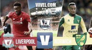 Resultado Liverpool vs Norwich en Premier League 2015 (1-1)