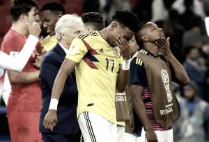Johan Mojica se despide del Mundial