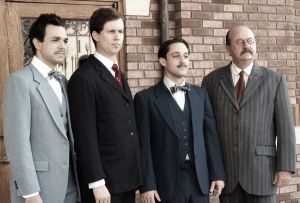 Tráiler de'Walt Before Mickey', el biopic sobre Disney