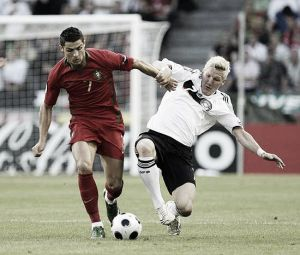 Portugal en la Eurocopa 2008: a mitad de camino