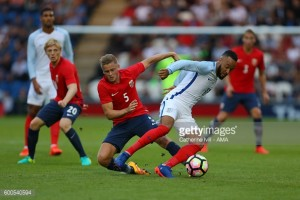 Redmond wants to finish under-21 career on a high