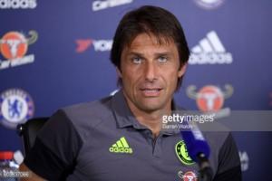 Antonio Conte laughs off Chelsea exit rumours