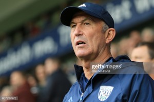 Tony Pulis unperturbed by empty seats at The Hawthorns
