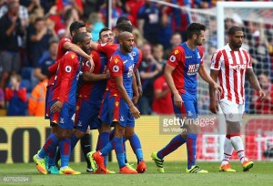 Crystal Palace 4-1 Stoke City: Eagles player ratings in emphatic display