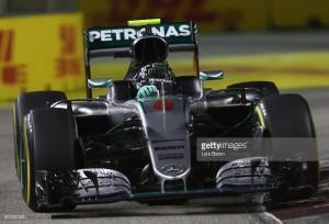 Singapore GP 2016 Analysis: Mercedes struggle home